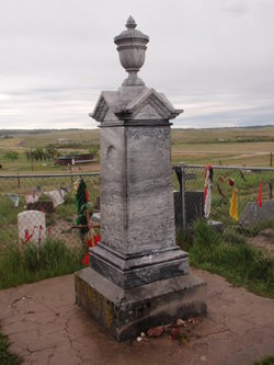 Wounded Knee Monument