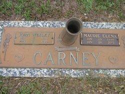 Maudie Elena <i>Easterling</i> Carney