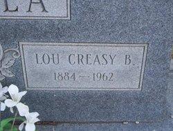 Lou Creasy <i>Gist</i> Bethea