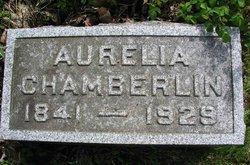 Aurelia <i>Pratt</i> Chamberlain