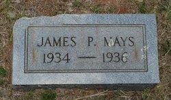 James Pierce Mays