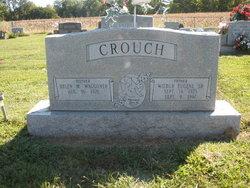 Helen M <i>Waggoner</i> Crouch