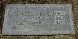 Hazel Adell <i>Mires</i> LaSource