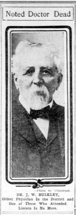 Dr John Wells Bulkley