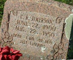 Claude Roosevelt Jimerson