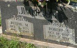 Robert S Jimerson