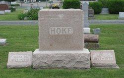 Anna M <i>Hocker</i> Hoke