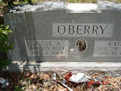 Jesse A O'Berry