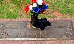 Johnnie Woodrow Pete Adams