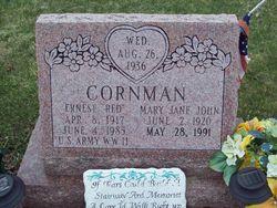 Mary Jane <i>John</i> Cornman