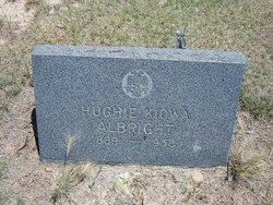 Hughie Kiowa Albright