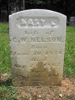 Mary L. <i>Coffey</i> Nelson