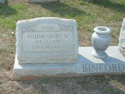 William Grady Binford, Sr