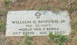 William Grady Binford, Jr