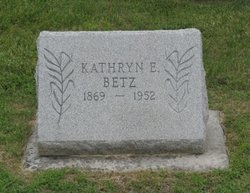 Kathryn E Katie <i>Hocker</i> Betz