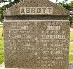 Lucy S <i>Putnam</i> Abbott