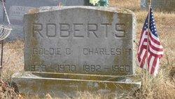 Goldie Clarenda <i>Branam</i> Roberts