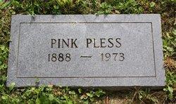 Pinkerton Pink Pless