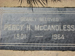 Percy H. McCandless