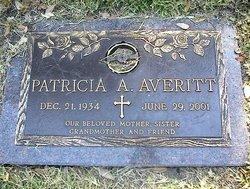 Patricia Ann Pat <i>Fleming</i> Averitt
