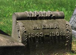 Mary Ellen <i>Webster</i> Biles
