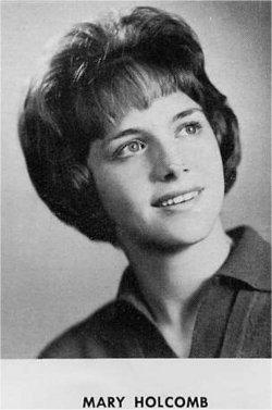 Mary Carolyn <i>Holcomb</i> Bonds