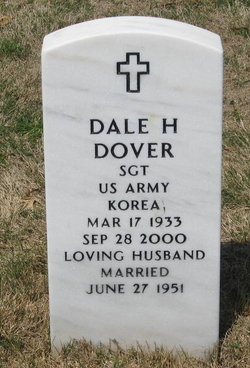 Sgt Dale H. Dover
