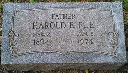 Harold Edwin Fue