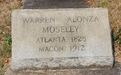 CPT Warren Alonza Moseley