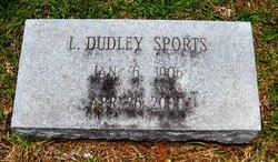 Levi Dudley Sports, Sr