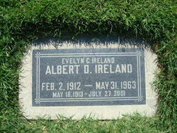 Albert Delore Ireland