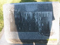 William Peter Bill Ahlstrom