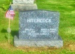 Adella Mary <i>Parris</i> Hitchcock