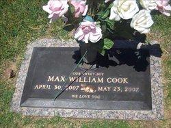 Max William Cook