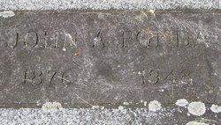 John A Fonda