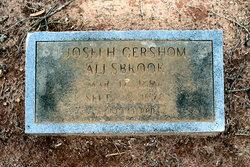 Joseph Gershom Allsbrook