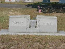Mittie <i>Olliff</i> Barnes