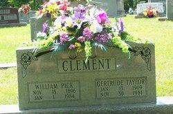 Gertrude <i>Taylor</i> Clement