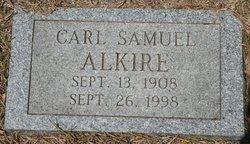 Carl Samuel Alkire