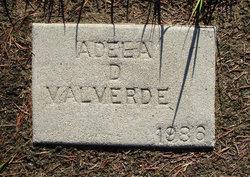 Adela D. Valverde