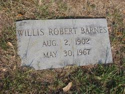 Willis Robert Barnes