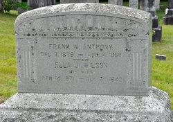 Frank W Anthony