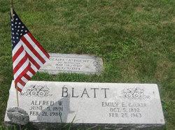 Alfred W. Blatt