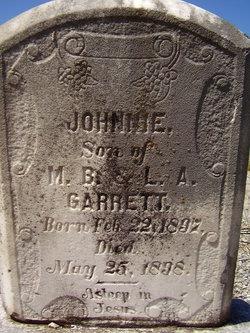 John Henry Johnnie Garrett