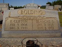 Ernest Clifton Bolding