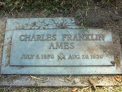 Charles Franklin Ames