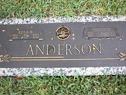 Lela Blanche <i>Turner</i> Anderson