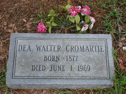 Deacon Walter Cromartie