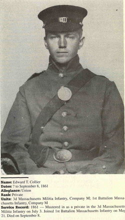 Pvt Edward T. Collier