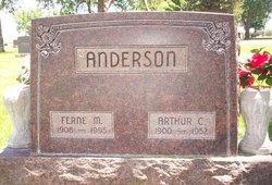 Mildred Ferne <i>Penn</i> Anderson